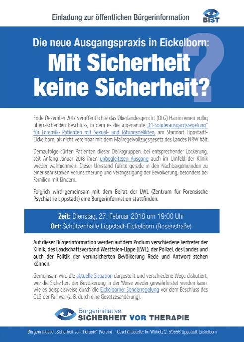 Read more about the article Flyer zur Bürgerinformation